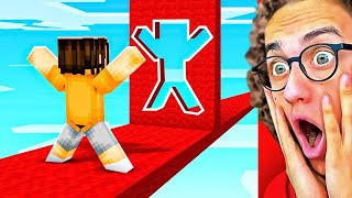 IMPOSSIBLE Minecraft TOTAL WIPEOUT CHALLENGE! The Winner Gets $1,000!