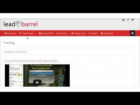 Leadbarrel Intro 2/18/2015