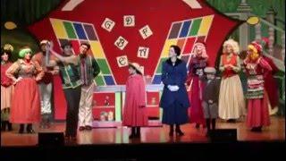 Supercalifragilisticexpialidocious Spelling Scene Mary Poppins 2016