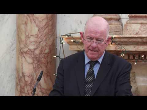 DFAT Lecture Series - Senator Gary Hart 14-12-2016 Full HD