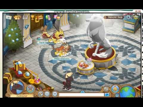 ANIMAL JAM How To Get diamonds on every daily spin
