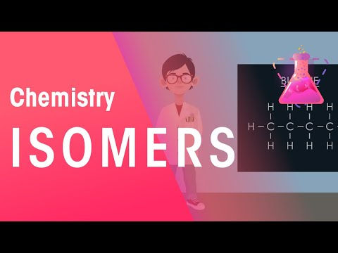 What are structural isomers | Chemistry for All | FuseSchool