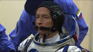 New Crew Journeys to the Space Station on This Week @NASA – October 21, 2016