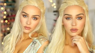 Daenerys / Khaleesi - Game of Thrones Makeup Tutorial