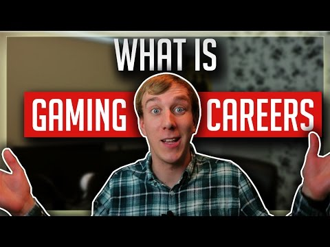 🎮 Welcome to Gaming Careers