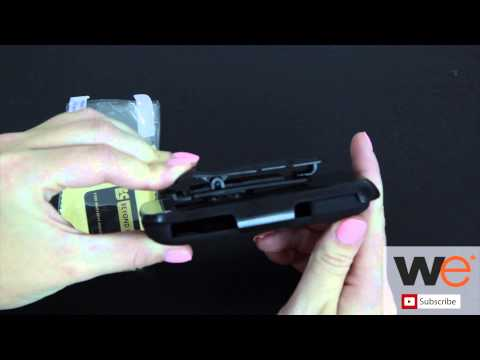 Samsung Galaxy Proclaim/Illusion Case and Holster Combo