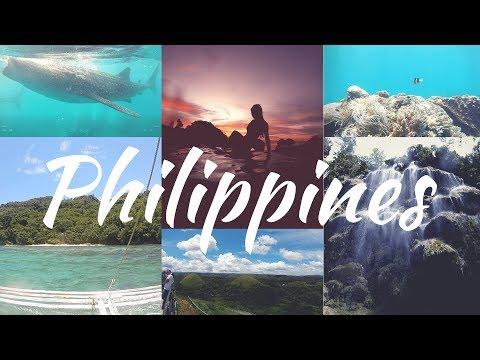 Philippines 2017 - Whalesharks, Chocolate Hills, Tarsiers, Tumalog Falls, ...
