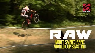 Poor, Poor Bikes - Vital RAW from Mont-Sainte-Anne!