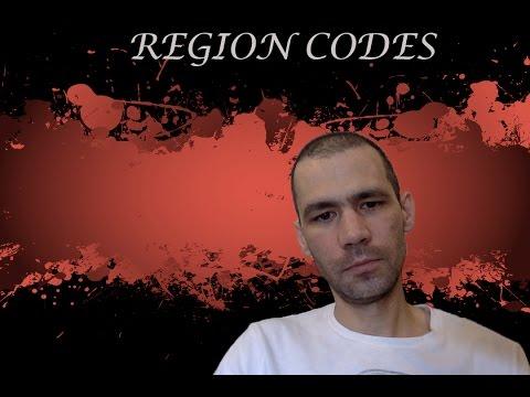 REGION CODES