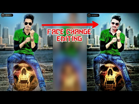Picsart Face change Editing Tutorial | Picsart se face change kese kare