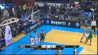 Download Malcolm Ray Armstead vs Partizan Video