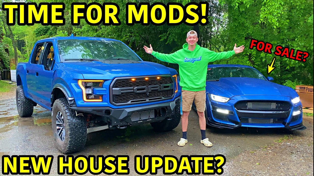 Rebuilding A Wrecked 2019 Ford Raptor Part 14