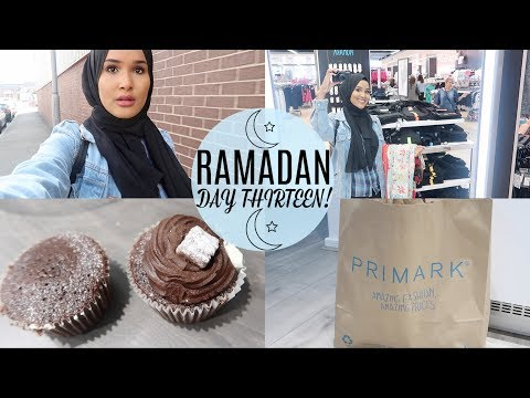 Come Primark Shopping With Me| RAMADAN DAY#13| Zeinah Nur