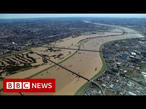 Xxx Mp4 Japan Deploys Military After Deadly Typhoon BBC News 3gp Sex
