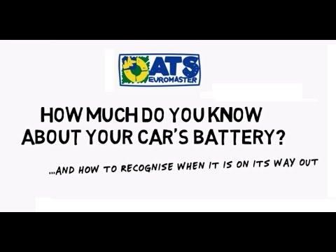 Why do car batteries die & signs of battery failure | ATS Euromaster
