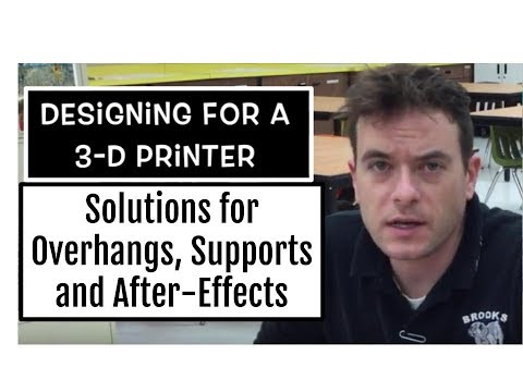Design Tips for 3D Printing
