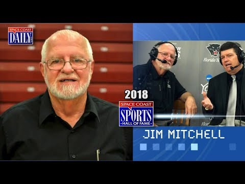 Jim Mitchell: 2018 Space Coast Sports Hall of Fame