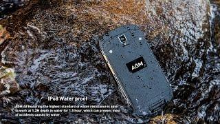 AGM A8 Review - A Decent Budget Rugged Smartphone!