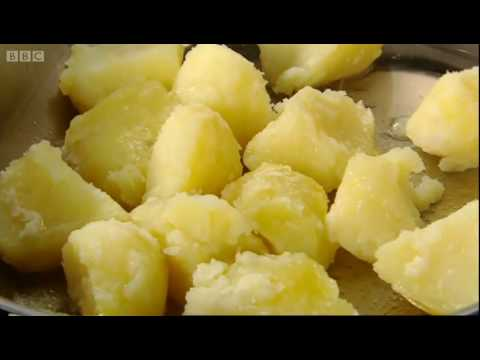 How to cook perfect roast potatoes - BBC