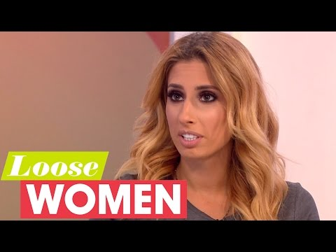 Stacey Solomon Didn't Know She Was Pregnant Until 21 Weeks | Loose Women