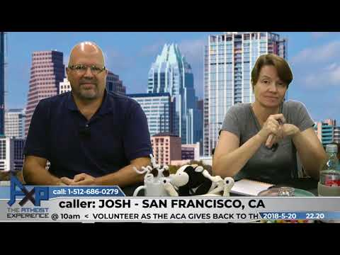 Dealing with Agnosticism with Family | Josh - San Francisco, CA | Atheist Experience 22.20