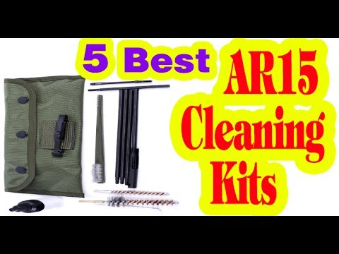 Best AR 15 Cleaning Kits to Buy in 2017