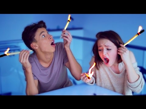 TRYING EAR CANDLES! (ft. Jack Baran)