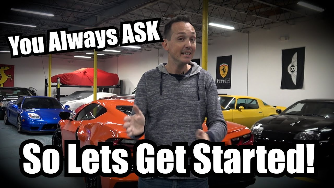 How To Start An Exotic Car Rental Business