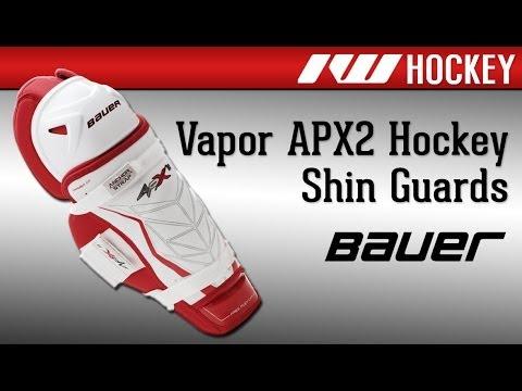 Bauer Vapor APX2 Hockey Shin Guard Review