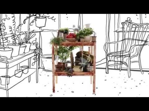 IKEA - SNIGLAR changing table