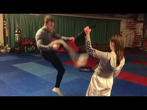 Kicking And Punching Drills To Improve Speed And Endurance