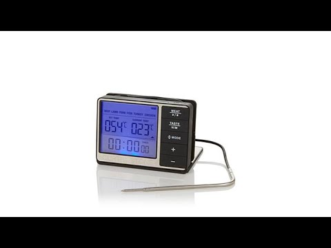 Curtis Stone Digital Read Meat Thermometer