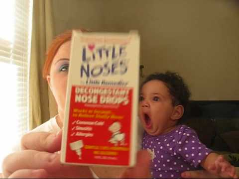 How To Use Nasal Drops.