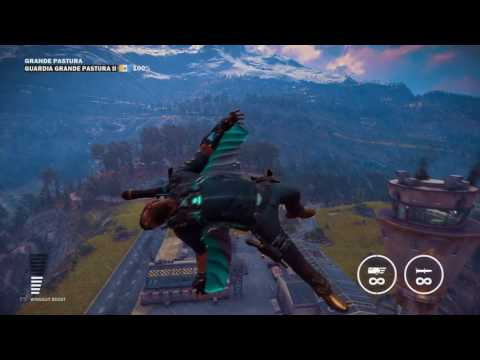 Just Cause 3 -Still Runs Like Garbage On Consoles