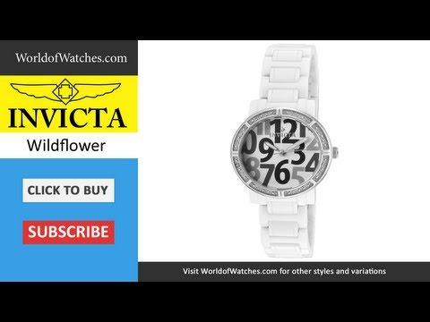 Invicta Women's Ceramic Bracelet 10272