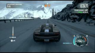 Need For Speed: The Run - Walkthrough Gameplay Part 12 [HD] (X360/PS3/PC)