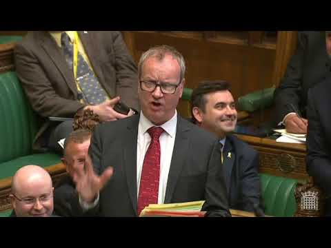 Pete Wishart MP during EVEL debate on Rating and Council Tax Bill