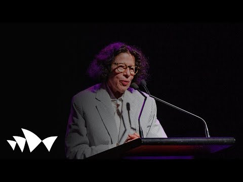 Fran Lebowitz does not own a mobile phone |  all about women 2018