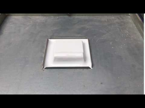 Vacuum Forming Prototype