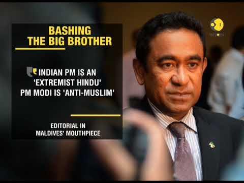 India-bashing: India