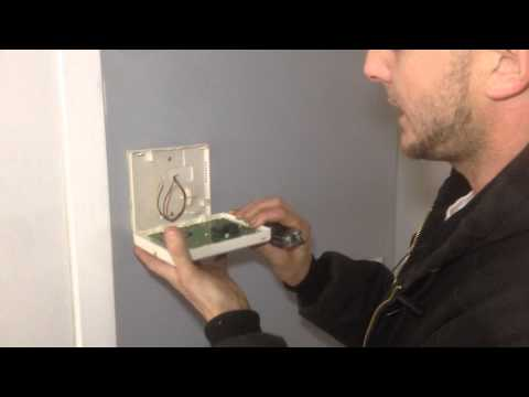 How to Stop a Beeping Alarm System | Home Repair