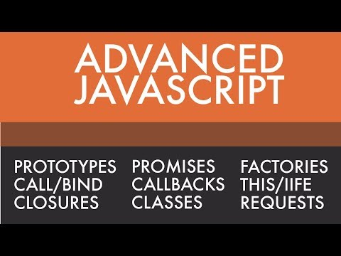 Advanced Javascript | Learn Web Development Now