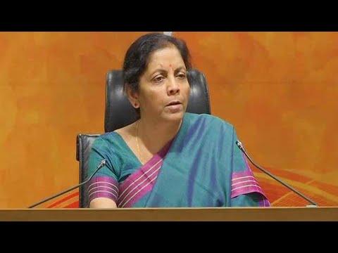 Nirmala Sitharaman says This is Congress party's Nawaz Sharif moment |OneIndia News