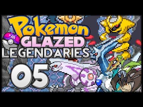 Pokémon Glazed Legendaries | Palkia, Dialga, Giratina and Doggies!