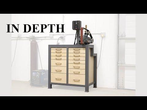 In depth - Custom tool stand