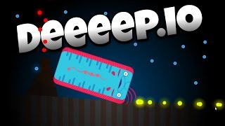 Deeeep.io - The Deadly New Oarfish! - Let