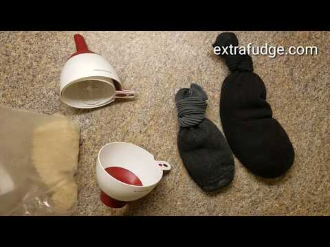 Quick Free and Easy Way to Make Microwaveable Heating Pad