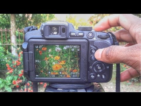 Full Manual Mode Nikon Coolpix B700 P900 B500 Tutorial 2018