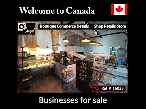 Businesses for sale to Canada 2 - EN