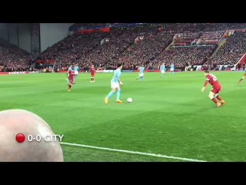 A EUROPEAN NIGHT AT ANFIELD!!! Liverpool vs Manchester City Matchday Vlog!